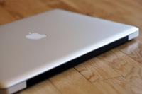MacBook Pro 2009 back
