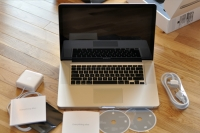 MacBook Pro 2009 fully unboxed