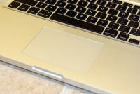 MacBook Pro 2008 glass trackpad