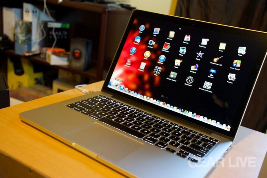 MacBook Pro (late 2013)