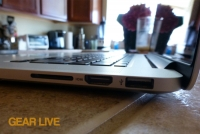 Gigabit Ethernet Thunderbolt on Macbook Pro With Retina Display Thunderbolt And Usb 3 0
