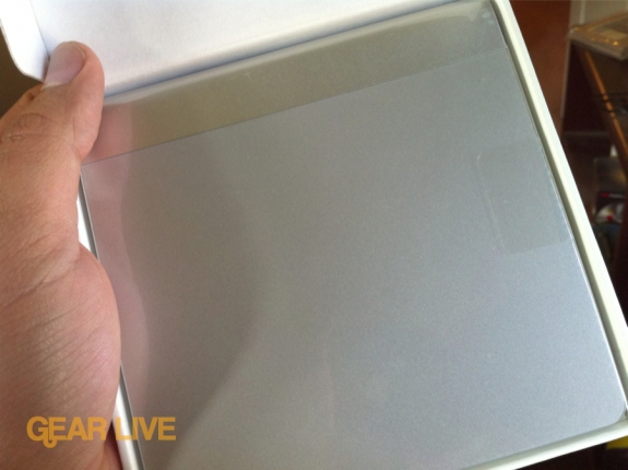 Apple Magic Trackpad in box