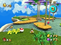 Mario Galaxy HD: Bee Mario