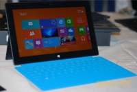 Microsoft Surface blue Touch Cover