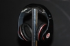 Beats by Dr. Dre Headphones On Stand
