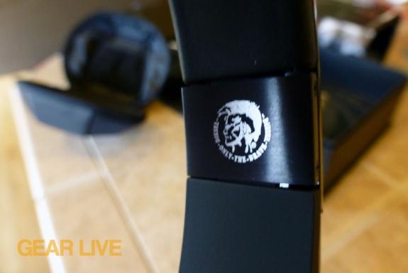 Monster Diesel VEKTR headphones logo