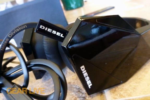 Monster Diesel VEKTR on-ear headphones