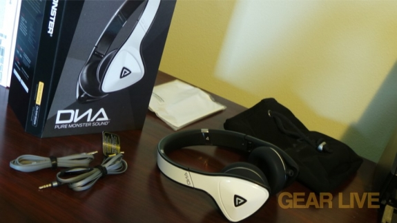 Monster DNA headphones review