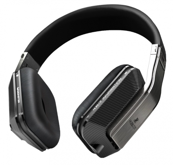 Monster Inspiration Hublot headphones
