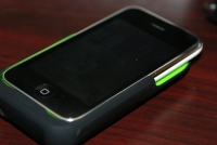 Mophie Juice Pack 3G with iPhone