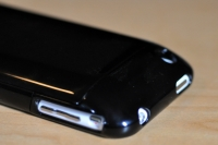 Mophie Juice Pack Air iPhone controls