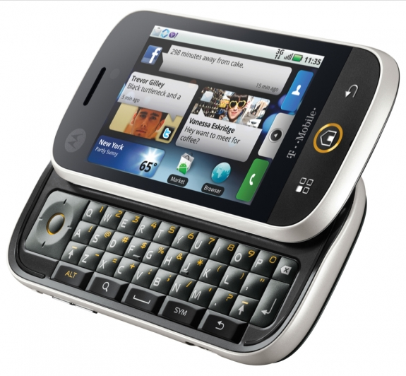 Motorola CLIQ