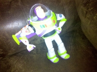 Motorola DROID Pic: Buzz Lightyear