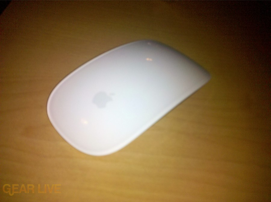 Motorola DROID Pic: Magic Mouse