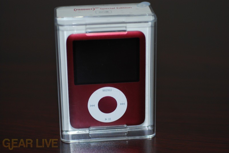 The Third Generation iPod nano
