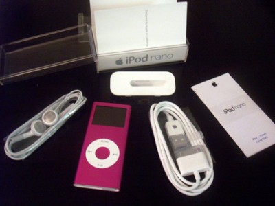 2G iPod nano: Completely Unboxed