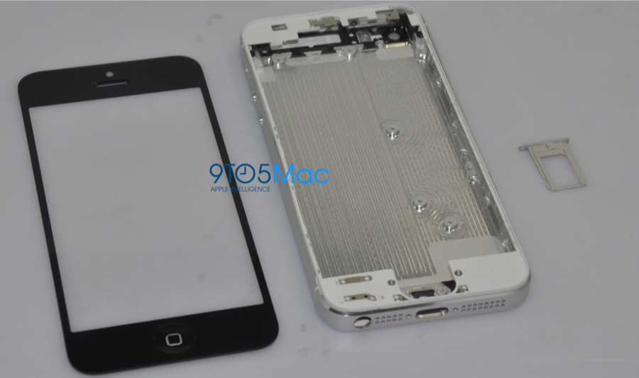 Next Generation iPhone front glass