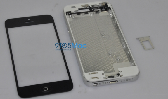 iPhone 2012 front glass
