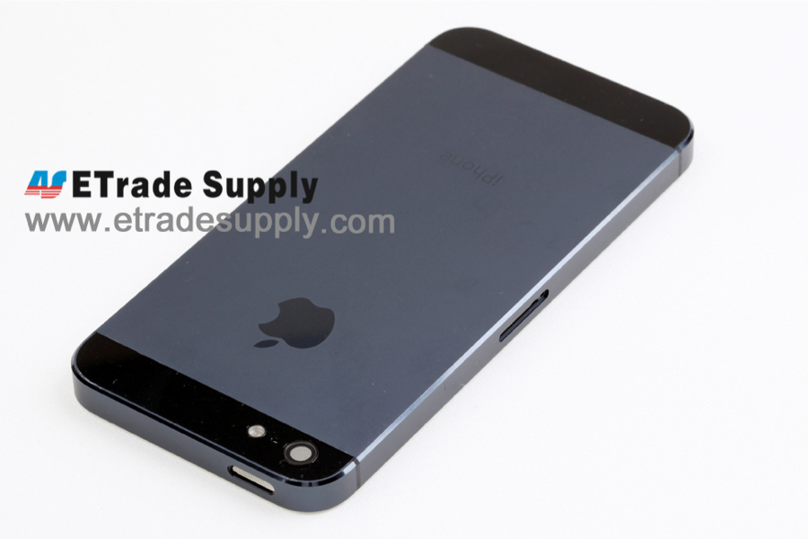 New iPhone metal back