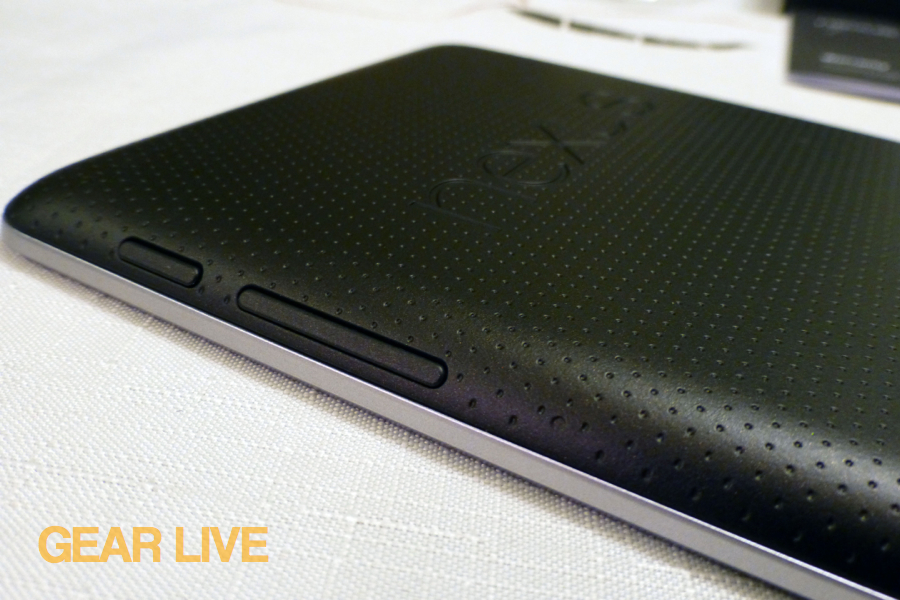 Nexus 7 textured back