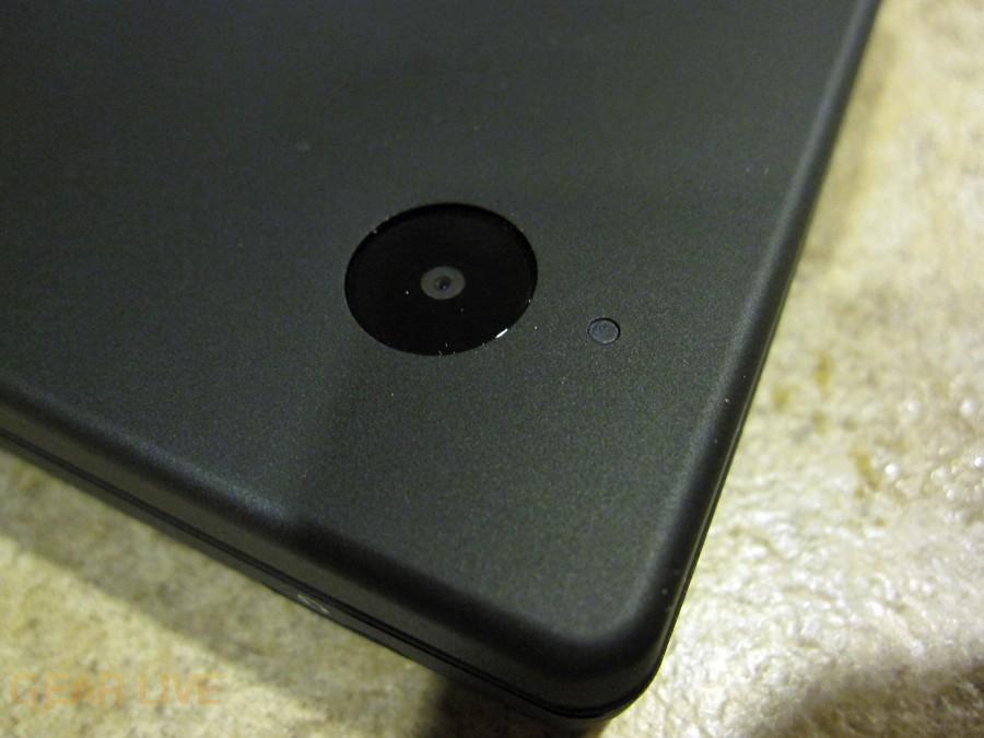 Nintendo DSi outer camera