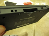 Nintendo DSi cartridge slot