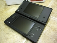 Nintendo DSi open