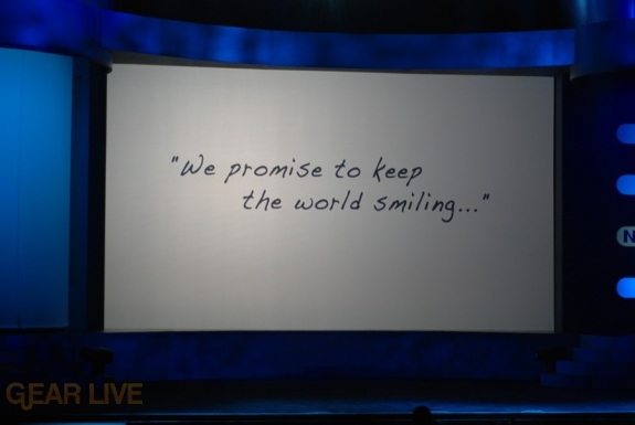 Nintendo E3 2008: Keeping the world smiling