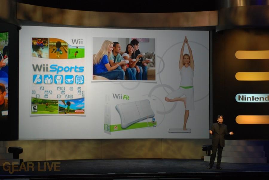 Nintendo E3 08: Satoru Iwata speaks