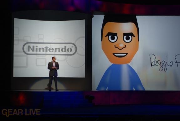 Nintendo E3 08: Reggie Fils-Aime speaks