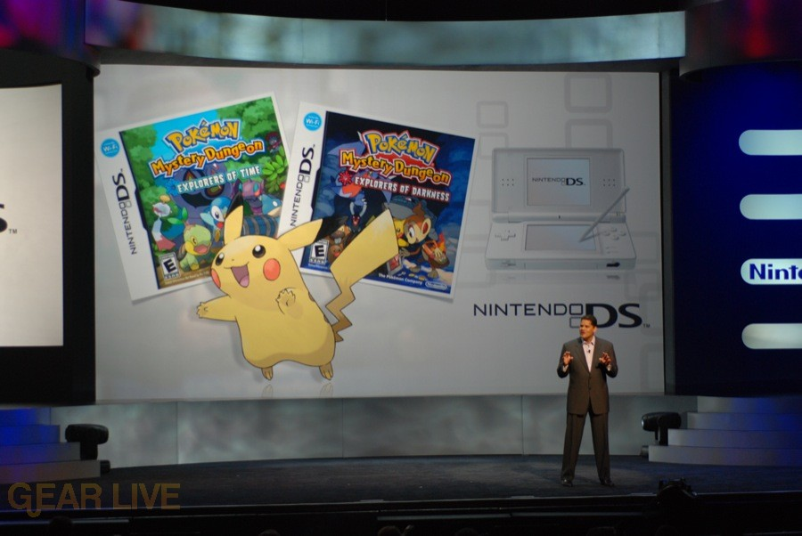 Nintendo E3 08: Pokemon DS