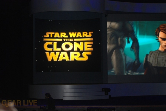 Nintendo E3 08: Star Wars The Clone Wars