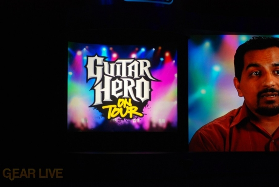 Nintendo E3 08: Guitar Hero On Tour Decades