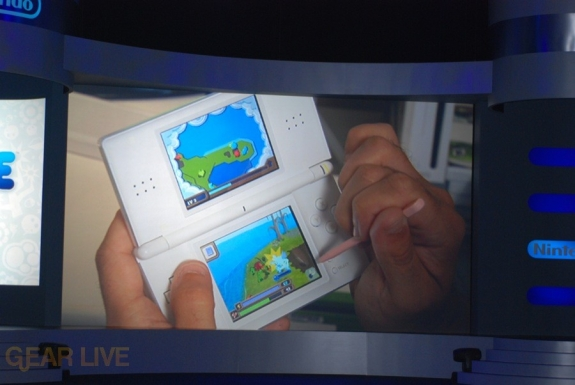 Nintendo E3 08: Spore Creatures 3