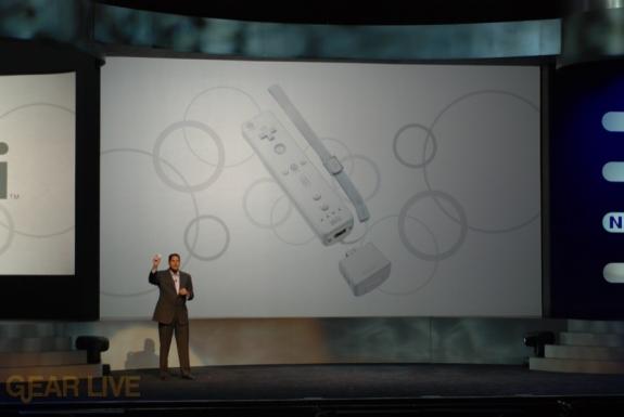 Nintendo E3 08: Wii MotionPlus