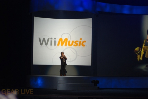 Nintendo E3 08: Wii Music