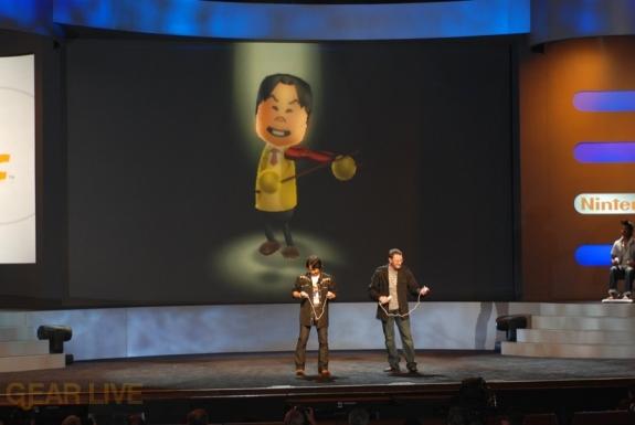 Nintendo E3 08: Wii Music Violin