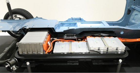 The Nissan LEAF Battery