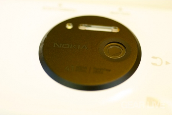 Nokia Lumia 1020 PureView camera