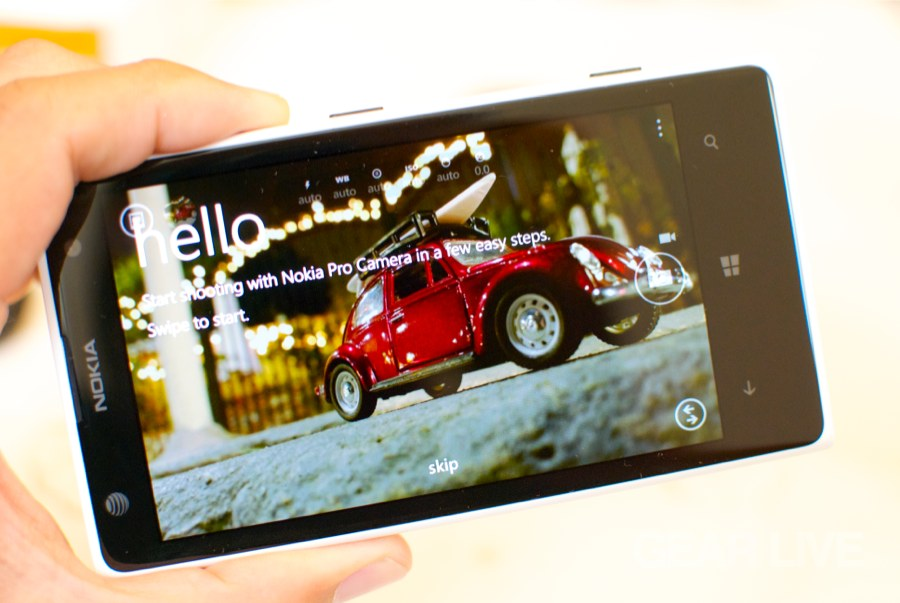 Nokia Lumia 1020 Pro Camera tutorial