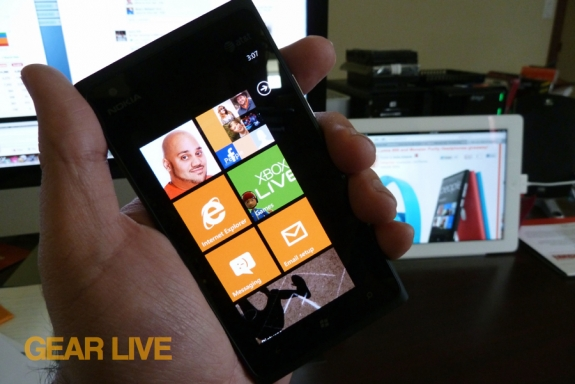 Lumia 900 review