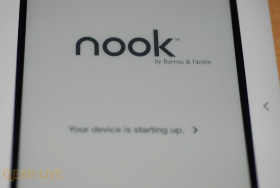 barnes and noble nook startup