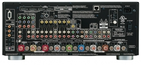 Onkyo TX-NR906 rear