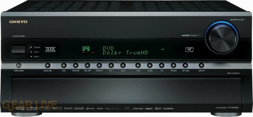 Onkyo TX-NR906
