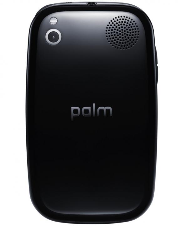Palm pre back