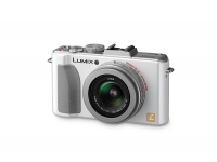 Panasonic Lumix LX5 front