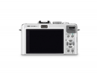 Panasonic Lumix LX5 back