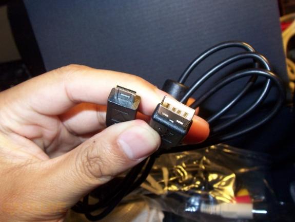 Panasonic Lumix ZS3 USB cable