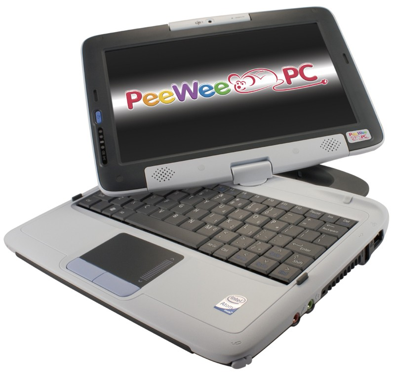 PeeWee PC Pivot Tablet for Kids 2