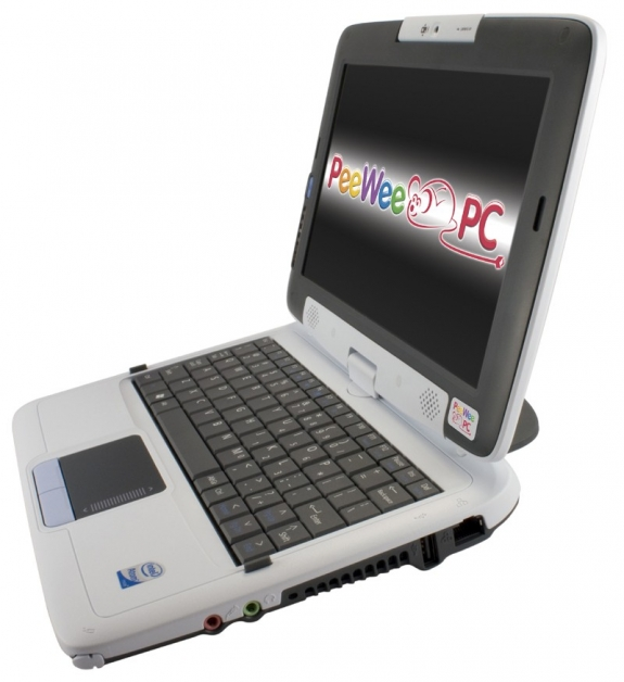PeeWee PC Pivot Tablet for Kids 6